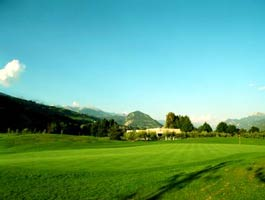 Golf Club de Sion, Switzerland