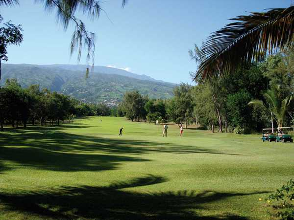 Golf Club de Bourbon
