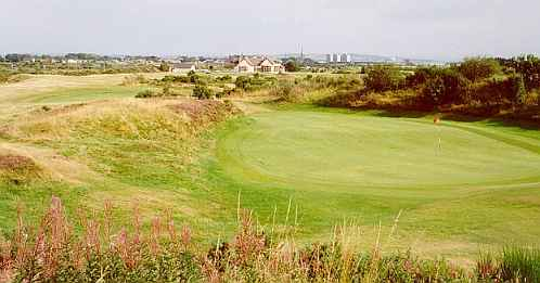 The Irvine Golf Club Bogside
