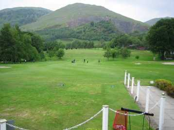 Tillicoultry Golf Club