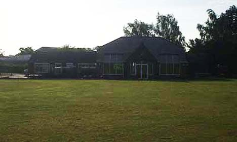 Rodway Hill Golf Club