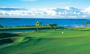 Abaco Club on Winding Bay's golf course