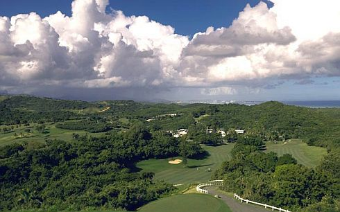 El Conquistador Golf Club Puerto Rico Hole 15