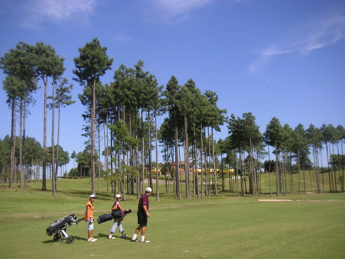 Riacho Grande Golf Clube - Golden Lake