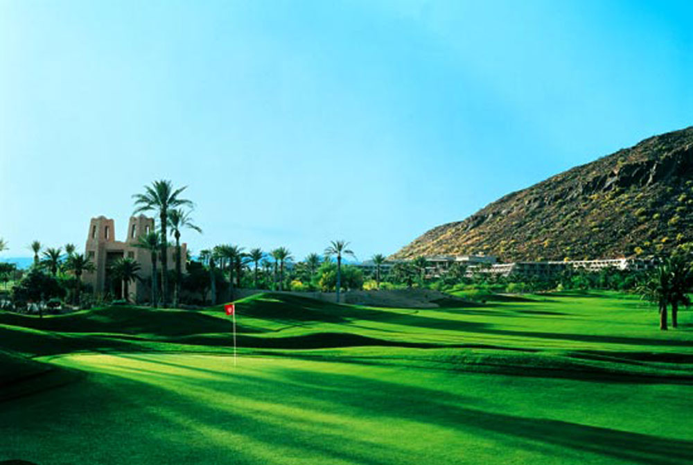 The Phoenician Golf Club