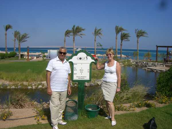 Steigenberger Al Dau Golf Course