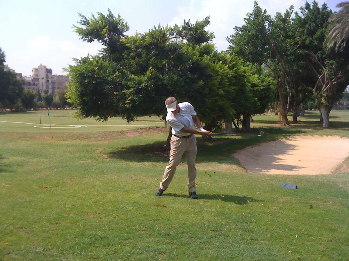Alexandria Sporting Golf Club