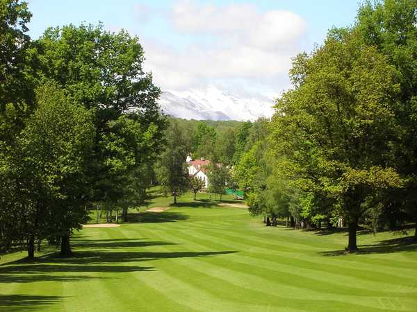 Golf Club Biella, Le Betulle