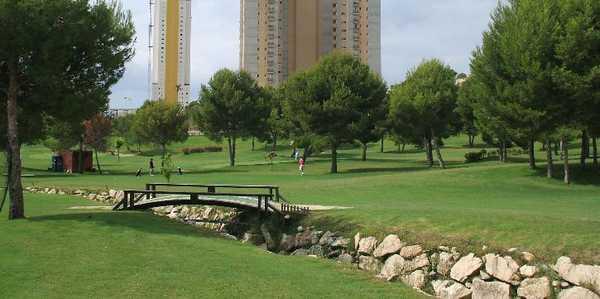Las Rejas Open Club Benidorm