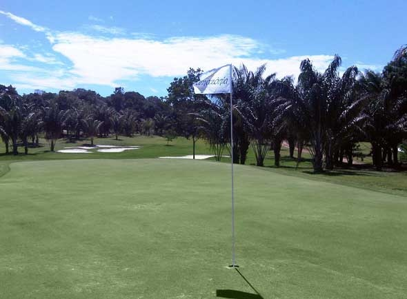 Amazonas Golf Resort by Nobile