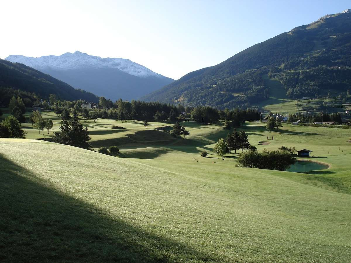 Bormio Golf Club