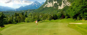 Golf Blue Green Grenoble Seyssins