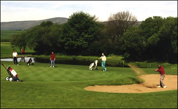 Foyle International Golf Centre