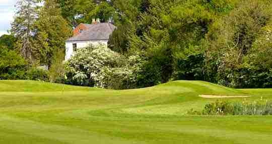 Malone Edenderry Course