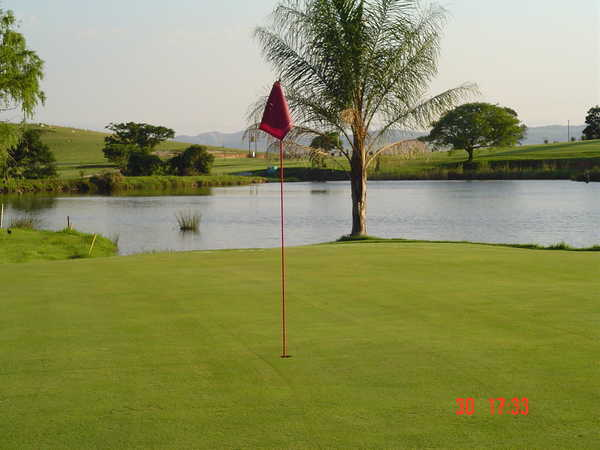 Badplaas Golf Club, Guest House & Lodge