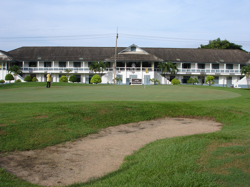 Surin Army Golf Course (Fort Weerawatyothin)