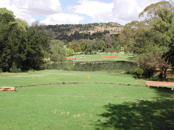 Goldfields West Golf Club