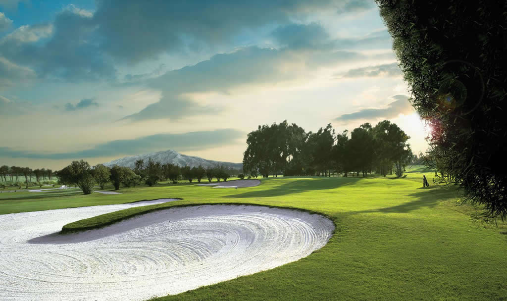 Atalaya Golf & Country Club Old Course