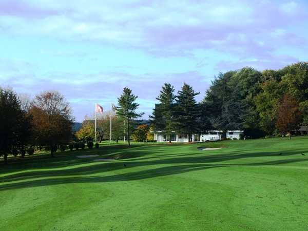 Golf & Country Club de Bâle