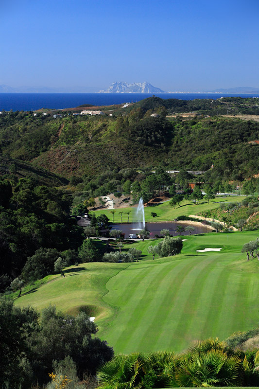 Marbella Club Golf Resort Tee 18
