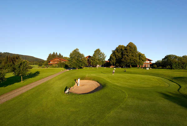 DER MARGARETHENHOF Golf & Hotel am Tegernsee