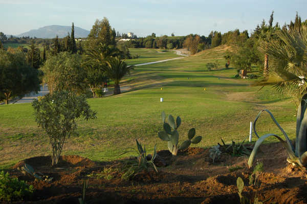 Yasmine Golf Course