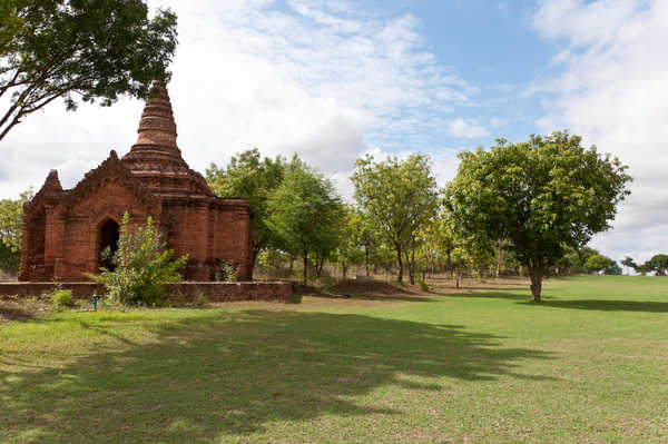 Bagan Golf Resort