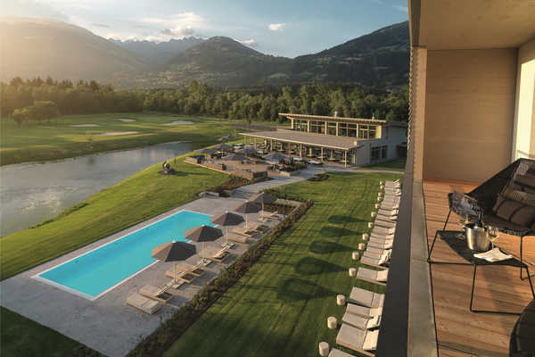 Dolomitengolf Suites