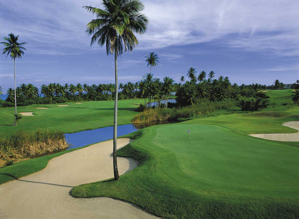 Palmas del Mar Country Club - The Flamboyan Course
