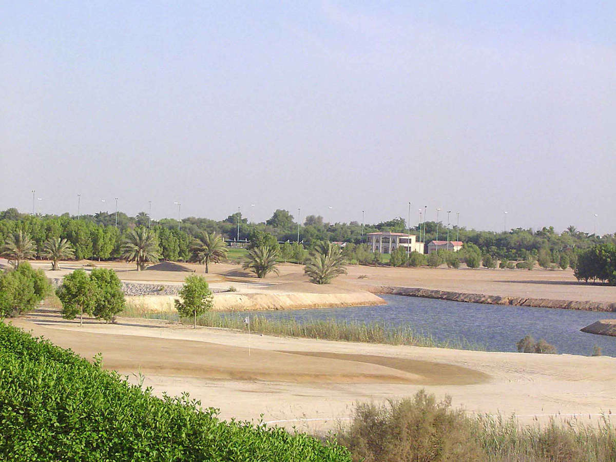 Al Ghazal Golf Club