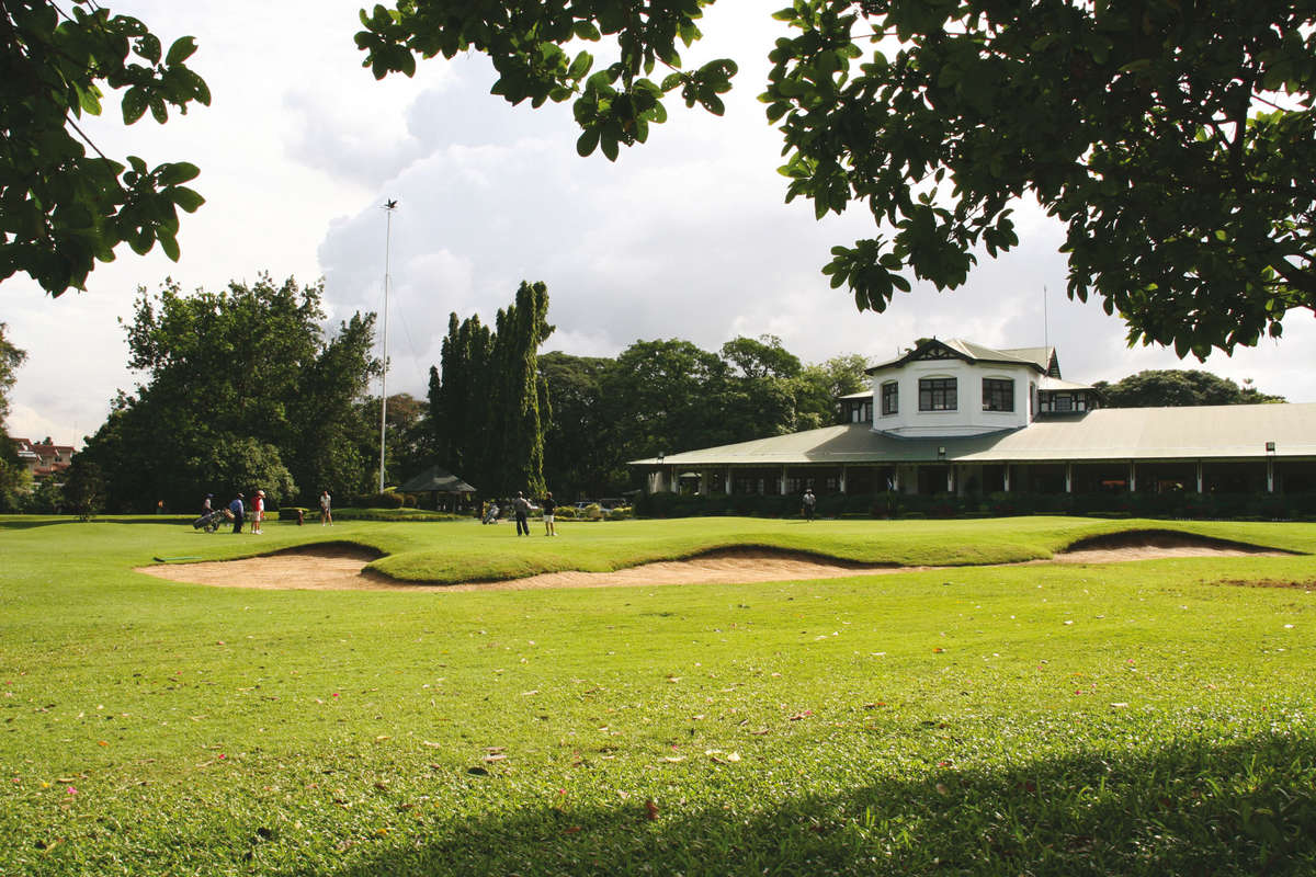Colombo Royal Golf Club- Guest House