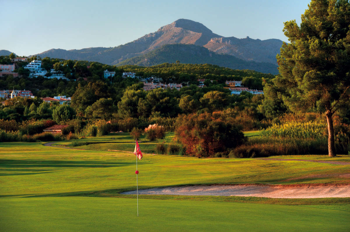 Club de Golf Santa Ponsa I, II, III