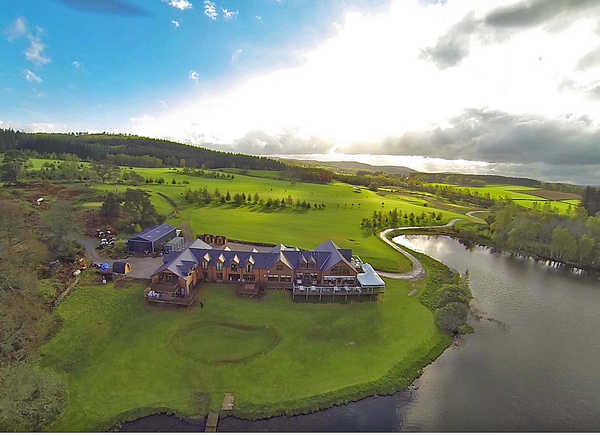 Aboyne Loch Golf Centre