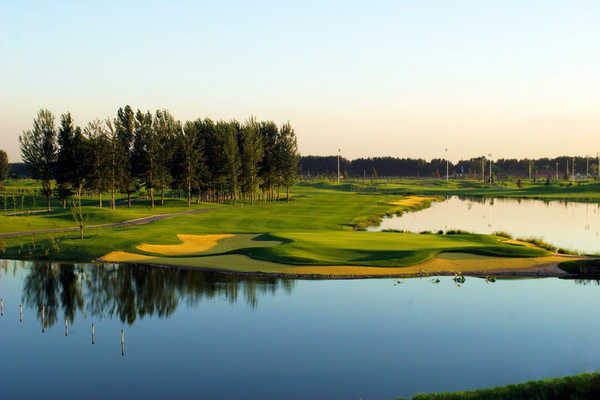 Beijing Tianzhu Golf & Country Club