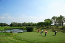 Shanghai Sun Island Golf Club