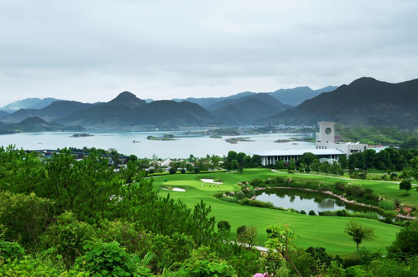 Hangzhou Qiandaohu Country Club