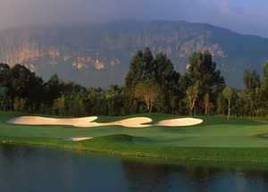 Lakeview GC Kunming China