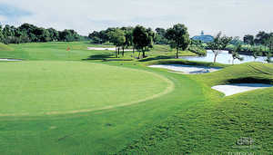 Tomson Shanghai Pudong GC