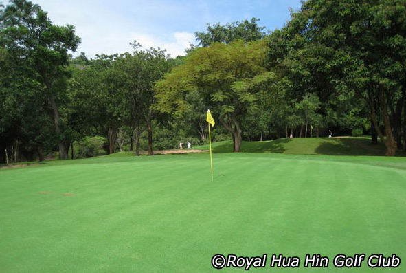 Royal Hua Hin Golf Course