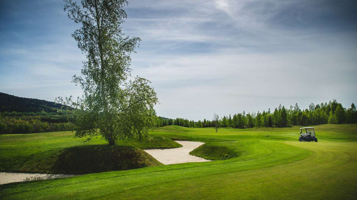 Golf Club Sokolov