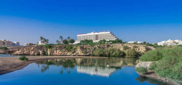Crowne Plaza Hotel, Muscat