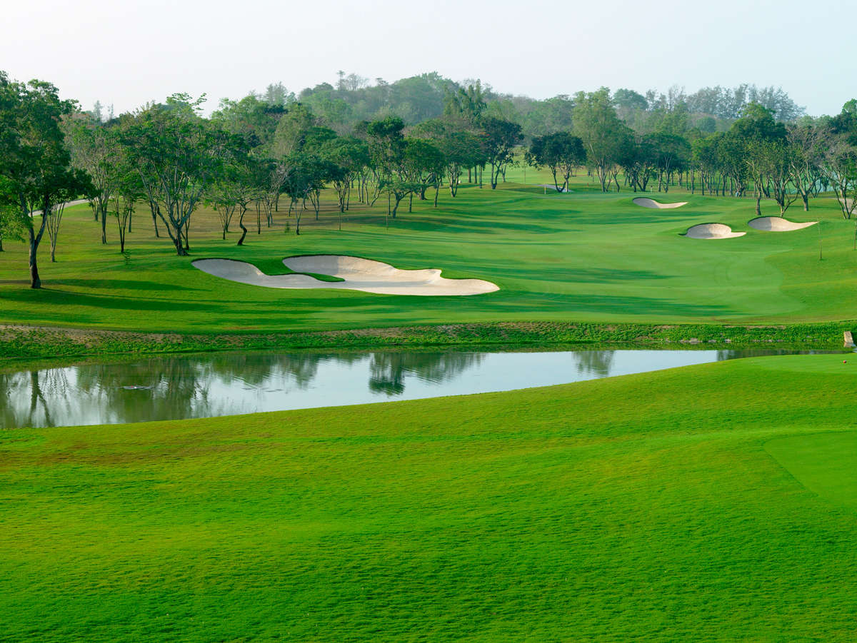 Siam Country Club Pattaya, Old Course