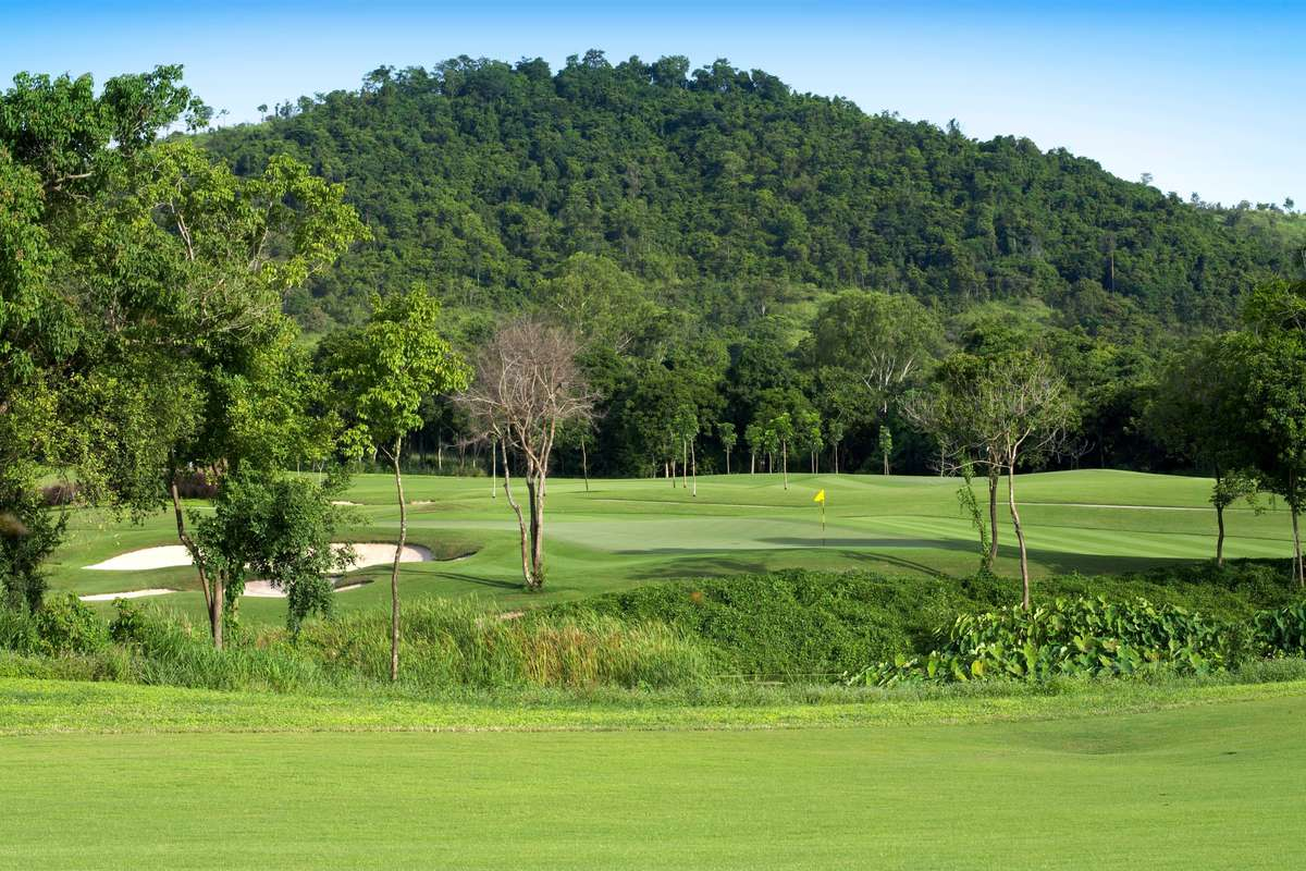 Siam Country Club Pattaya, Plantation Course