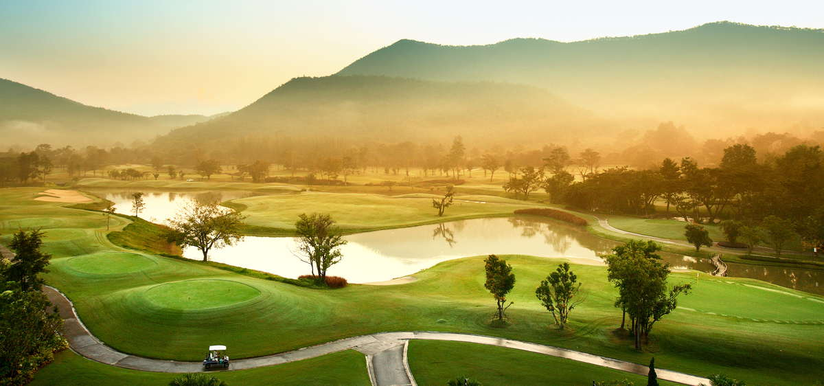 Alpine Golf Resort Chiangmai