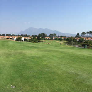 Paarl GC (Boschenmeer Golf Estate)