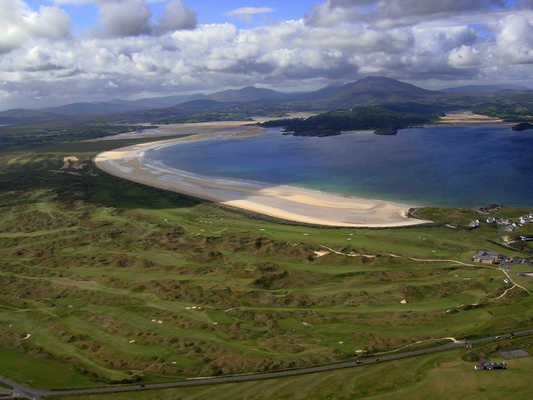 Donegal Links Golf Trip