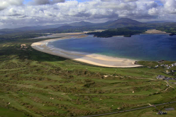 "Golfreise ""Donegal Links"""