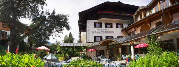 Hotel Ferienpark Waldpension Putz