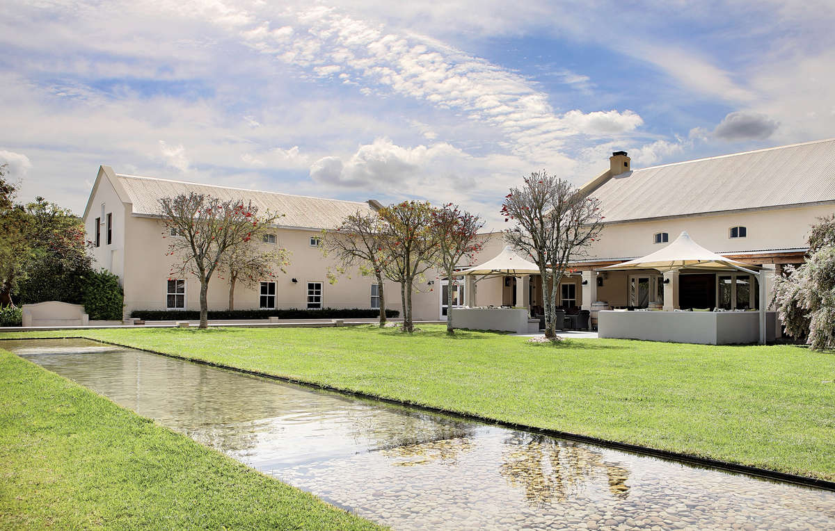 Spier Hotel & Wine Farm