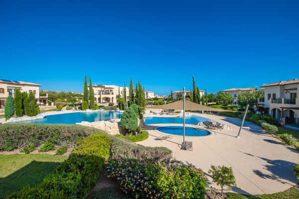 Aphrodite Hills Holiday Residences